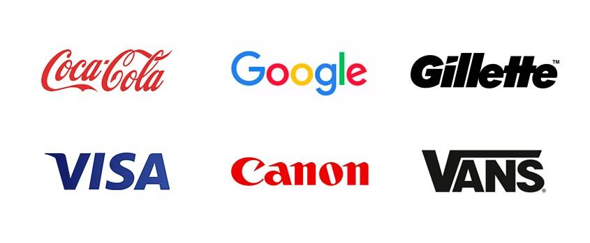 tipos de logos de empresa